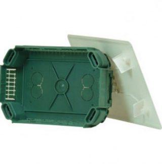 LEGRAND Batibox Boite de dérivation pour maçonnerie 165x115x40 - 089273