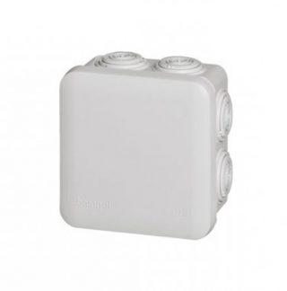 LEGRAND Plexo Boite de dérivation étanche IP55 80x80x45 gris - 092012