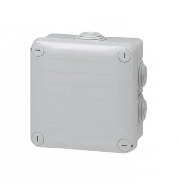 LEGRAND Plexo Boite de dérivation étanche IP55 105x105x55 gris - 092022