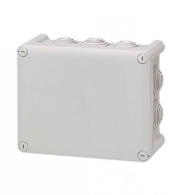 LEGRAND Plexo Boite de dérivation étanche IP55 180x140x86 gris - 092052