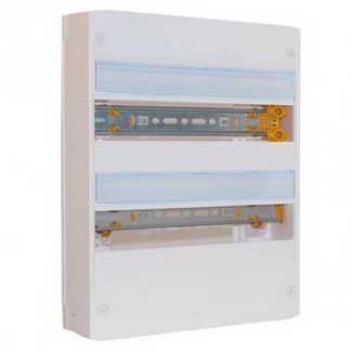 LEGRAND Drivia Tableau électrique nu 2 rangées 13 modules - 401212
