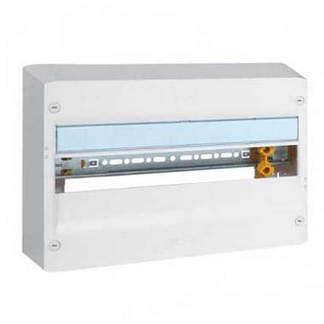 LEGRAND Drivia Tableau électrique nu 1 rangée 18 modules - 401221