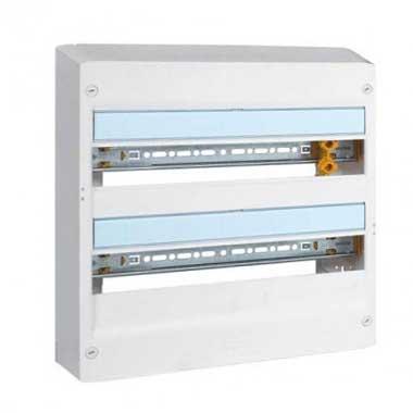 LEGRAND Drivia Tableau électrique nu 2 rangées 18 modules - 401222