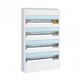 LEGRAND Drivia Tableau électrique nu 4 rangées 18 modules - 401224