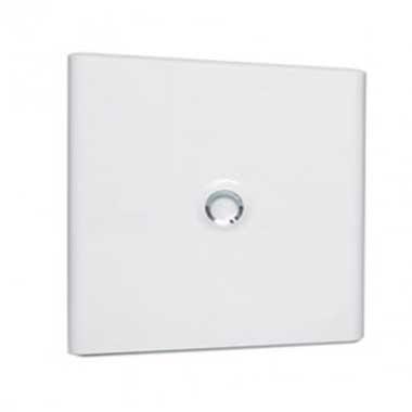 LEGRAND Drivia Porte blanche pour tableau électrique 2 rangées 18 modules - 401232