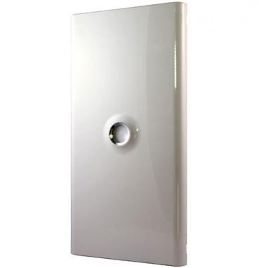 LEGRAND Drivia Porte blanche pour tableau électrique 3 rangées 13 modules - 401333