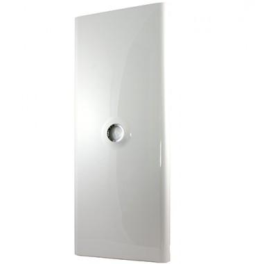 LEGRAND Drivia Porte blanche pour tableau électrique 4 rangées 13 modules - 401334