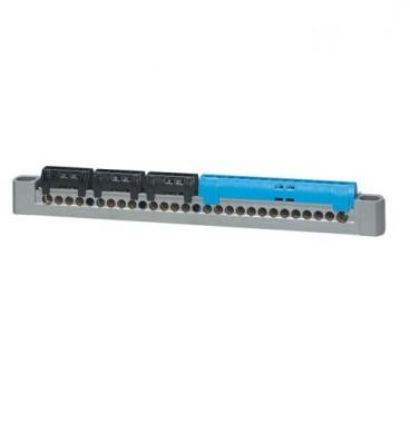 LEGRAND Bornier de répartition 3P+N pour tableau 13 modules - 404814