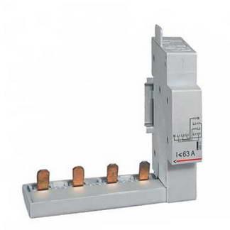 LEGRAND Module de raccordement par peigne pour protection 63A - 406301
