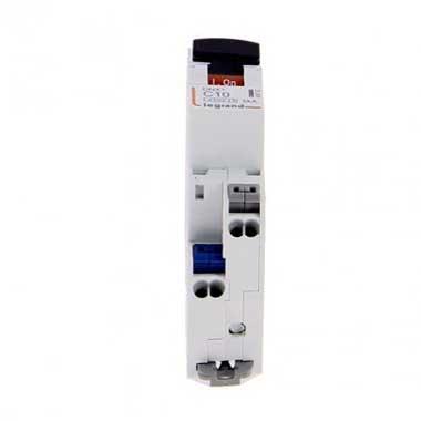 LEGRAND DNX3 Disjoncteur 10A auto Ph+N courbe C 4.5kA 230V - 406782
