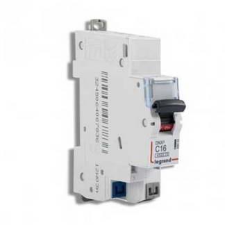 LEGRAND DNX3 Disjoncteur 16A auto PH+N courbe C 4.5kA 230V - 406783