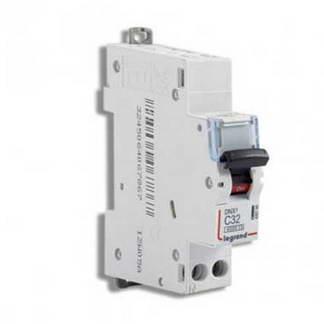 LEGRAND DNX3 Disjoncteur 32A auto Ph+N courbe C 4.5kA 230V - 406786