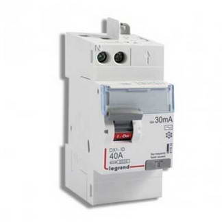 LEGRAND DX3 Interrupteur différentiel 40A 30mA type AC auto 230V - 411632