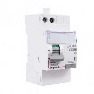 LEGRAND DX3 Interrupteur différentiel 40A 30MA type HPI auto 230V - 411644