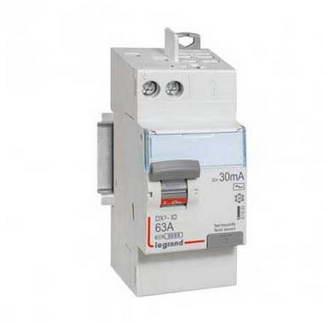LEGRAND DX3 Interrupteur différentiel 63A 30mA type AC auto 230V - 411650