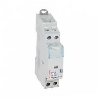 LEGRAND CX3 Contacteur de puissance 25A 2F/NO monophasé - 412523