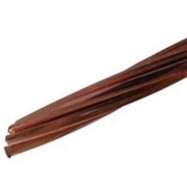 NEXANS Tresse de cuivre nu 25 mm² pour mise à la terre - Prix au mètre
