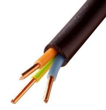 Câble électrique R02V 3G4² B/M/VJ NEXANS - Prix au mètre