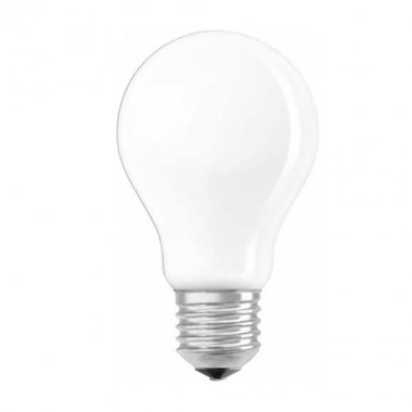 OSRAM Ampoule LED dimmable blanc froid E27 230V 6,5W(=60W) 806lm 4000°K standard