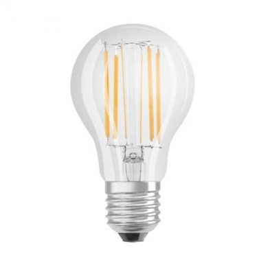 OSRAM Ampoule LED filament dimmable E27 230V 8,5W(=75W) 1055lm 2700°K standard