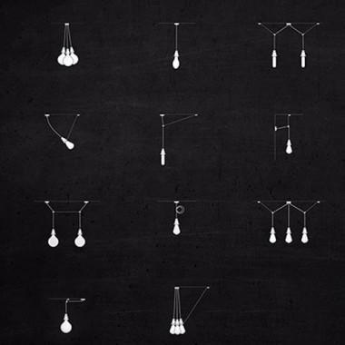 OSRAM Ampoule LED filament E27 230V 2,8W(=21W) 200lm 2400°K édition 1906 Edison or