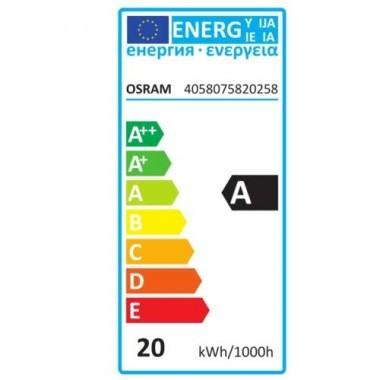 OSRAM Ampoule LED tube T8 120cm G13 230V 16,2W(=40W) 1530lm 3000°K substiTube star