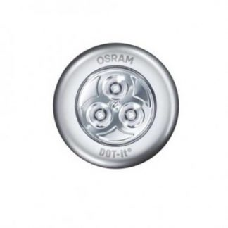 OSRAM Spot LED à piles Dot-it 4,5V 0,23W 16lm argent