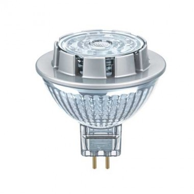 OSRAM Spot LED MR16 GU5.3 36° 12V 7,2W(=50W) 621lm 4000°K