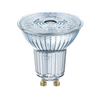 OSRAM Spot LED PAR16 GU10 36° 230V 4,3W(=50W) 350lm 2700°K