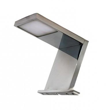 Applique LED salle de bain pour miroir 230V 3,2W 220lm 4000°K chromé