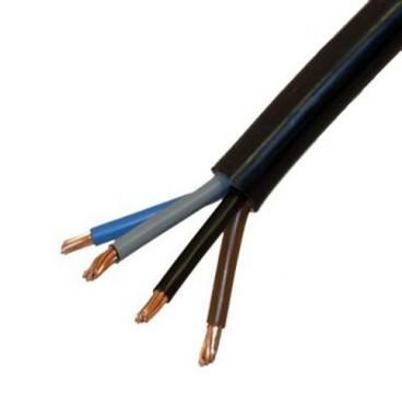 Câble électrique R02V 4x16² B/M/N/G - Prix au mètre