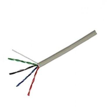 Câble RJ45 informatique Catégorie 5e F/UTP 4P 100Mhz OMERIN - Prix au mètre