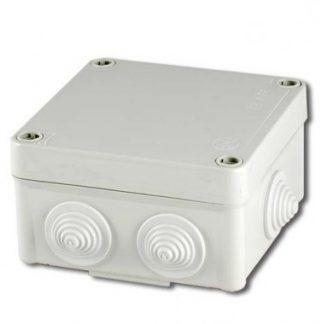 Boîte de dérivation étanche IP55 100x100x55