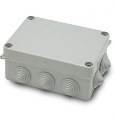 Boîte de dérivation étanche IP55 153x110x63