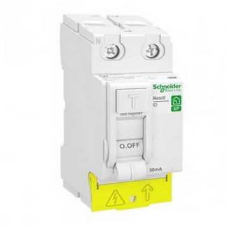 SCHNEIDER Resi9 XP Interrupteur différentiel 63A 30mA type AC 230V - R9PRC263