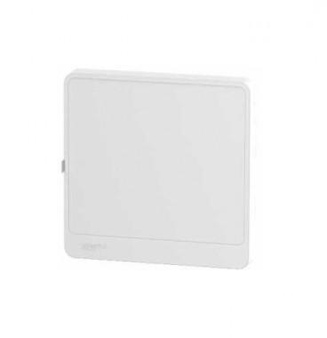SCHNEIDER Resi9 Porte Styl blanche pour tableau électrique 1 rangée 13 modules - R9H13421