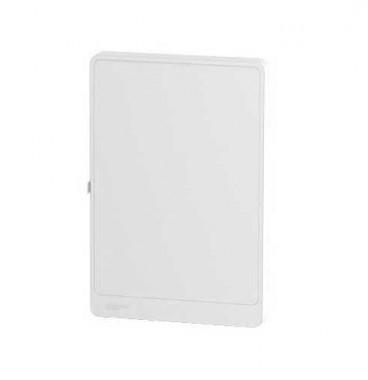 SCHNEIDER Resi9 Porte Styl blanche pour tableau électrique 2 rangées 13 modules - R9H13422