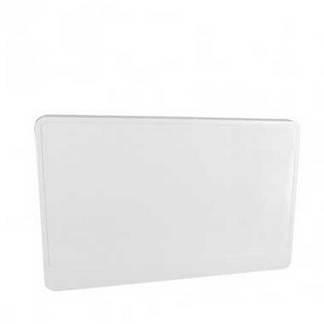 SCHNEIDER Resi9 Porte Styl blanche pour tableau électrique 1 rangée 18 modules - R9H18421