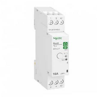 SCHNEIDER Resi9 Télérupteur 16A 1NO monophasé silencieux - R9PCL2S