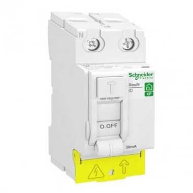 SCHNEIDER Resi9 XP Interrupteur différentiel 40A 30mA type A 230V - R9PRA240