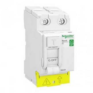 SCHNEIDER Resi9 XP Interrupteur différentiel 40A 30mA type Asi 230V - R9PRS240