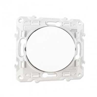 SCHNEIDER Odace Interrupteur va et vient blanc - S520204