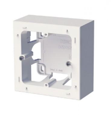 SCHNEIDER Odace Styl Boite simple pour montage en saillie blanc - S520762