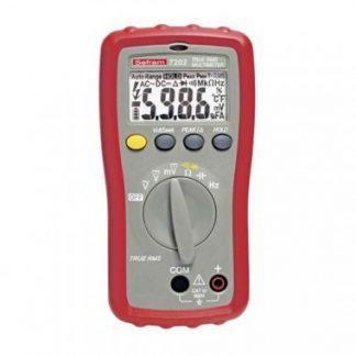 SEFRAM Multimètre numérique 6000 points TRMS AC - SEFRAM7202