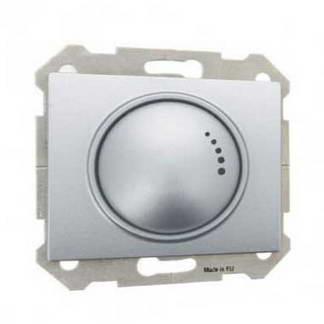 SIEMENS Delta Iris Interrupteur variateur rotatif 500W silver