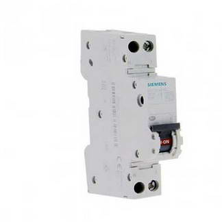 SIEMENS Disjoncteur 16A Ph+N courbe C 4.5kA 230V