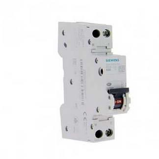 SIEMENS Disjoncteur 20A Ph+N courbe C 4.5kA 230V