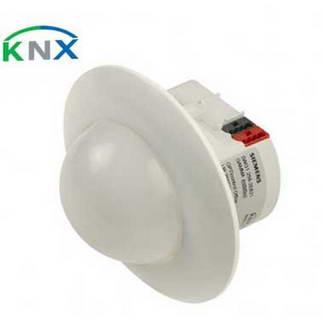 SIEMENS KNX Détecteur de présence 360° avec sonde de luminosité et récepteur infrarouge