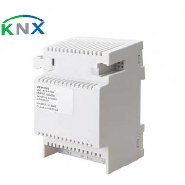 SIEMENS KNX Actionneur de commutation 3 sorties - module d'extension 20A