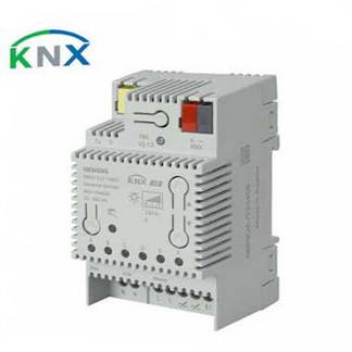SIEMENS KNX Variateur universel 1 sortie module de base 20-500 Va (RLC)